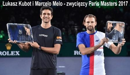 Kubot i Melo winners Paris 2017